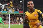 Highlights Arsenal 2-0 Basel