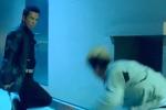 Chân Tử Đan lợi dụng cảnh quay, đánh Ngô Kinh gãy xương