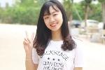 Gặp nữ sinh ĐH Kiểm sát xinh đẹp giành quán quân 'Sắc màu ASEAN'