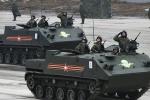 Video: Quân đội Nga diễn tập chuẩn bị diễu binh Ngày Chiến thắng phát xít