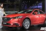Xe Mazda6 mới 'đe dọa' Camry