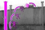 Siêu trộm 'vượt tường' trại giam đi thăm bạn gái