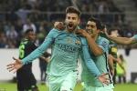 Highlights Borussia Moenchengladbach 1-2 Barcelona