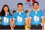 Sinh viên Đại học Kiểm sát giành quán quân 'Sắc màu ASEAN 2017'