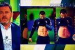 Kênh truyền hình thân Barca photoshop xóa cả rốn của Ronaldo