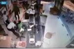 Cướp ngân hàng ở Trà Vinh: Hình ảnh đầu tiên trích từ camera an ninh