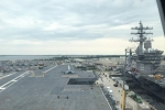 Tàu sân bay tự hành trị giá 13 tỷ USD của Mỹ bị hoài nghi