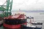 Tàu Hàn Quốc vỡ đôi ở nam Đại Tây Dương