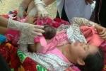 Video: Chồng che ô, bác sỹ đỡ đẻ cứu sản phụ người H'Mông giữa đèo Mộc Châu