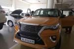 Toyota Fortuner mang diện mạo mới 'giống y' Lexus
