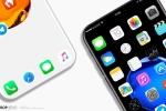 Xuất hiện bản iPhone 8 với thiết kế không cạnh