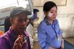 Tài xế hành hung nữ nhân viên gác tàu đang mang thai: Truy tìm kẻ côn đồ vô học