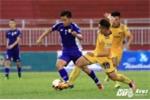 Video trực tiếp TP.HCM vs SLNA vòng 16 V-League 2017