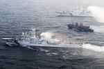 Quân đội Hàn Quốc báo động, tuần tra ngăn chặn tàu cá phi pháp Trung Quốc