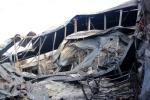 170 cảnh sát chữa cháy xưởng sản xuất bao bì ở TP.HCM