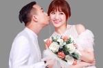 Trấn Thành làm thơ tặng Hari Won ngay trước đám cưới