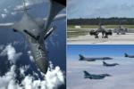 Triều Tiên dọa tấn công Guam, Không quân Mỹ tuyên bố sẵn sàng xuất kích trong đêm