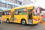Ra mắt tuyến xe buýt 5 sao nối sân bay Tân Sân Nhất với 2 bến xe lớn