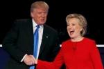 Ẩn ý trong trang phục 2 ứng viên Tổng thống Mỹ ở buổi tranh luận đầu tiên