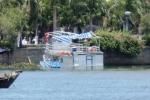 Chìm tàu trên sông Hàn: Kỷ luật Phó Giám đốc Sở GTVT Đà Nẵng