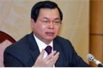 Quan chức Quốc hội: Đang bàn quy trình xử lý kỷ luật ông Vũ Huy Hoàng