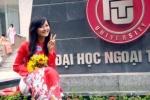 Điểm chuẩn ĐH Ngoại thương Hà Nội năm 2015