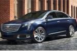 Cadillac XTS 2018 với thiết kế hoàn toàn mới chính thức lộ diện