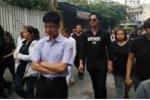 Xúc động hàng nghìn người xuống đường nói lời vĩnh biệt Minh Thuận