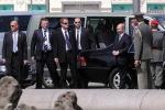 Những người đàn ông bí ẩn xung quanh Tổng thống Putin