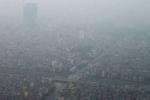 Sáng nay, không khí ở Hà Nội ô nhiễm thứ nhì thế giới