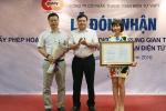 VNPT EPAY được Ngân hàng Nhà nước trao giấy phép trung gian thanh toán