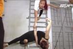 Hai cô gái 'vàng' làng xiếc Việt Nam khổ luyện thế nào?