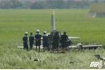 Máy bay L39 chao đảo lao xuống dây điện trước khi cà sát mặt quốc lộ ở Phú Yên