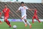 Chủ nhà xin đổi giờ đá bán kết U16 Việt Nam vs U16 Campuchia