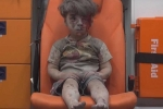 Truyền thông Trung Quốc nghi ngờ đoạn video cậu bé Syria là sản phẩm dàn dựng