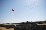 Trung Quốc duyệt binh kỷ niệm 90 năm thành lập quân đội