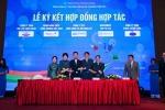 VTC Pay hợp tác cùng taxi Long Biên phát triển giải pháp trả phí taxi qua QR Code