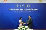 Vingroup và Tân Hoàng Minh: Ký thỏa thuận chiến lược toàn diện