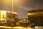 Tai nạn liên hoàn trên cầu Phú Mỹ, tài xế xe Camry chết thảm