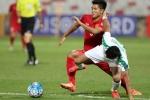 Dừng hình trận hòa lịch sử của U19 Việt Nam