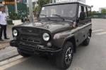 Ô tô Nga Uaz Hunter giá chỉ 300 triệu đồng tại Việt Nam?