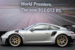 Video: Cận cảnh 'siêu mẫu' Porsche 911 GT2 RS 2018 tăng vận tốc lên 100km/h trong 3 giây