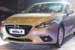 Triệu hồi 10.000 xe Mazda 3 tại Việt Nam từ 16/6