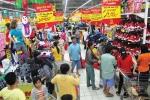 Người dân 'chán' mua sắm, chỉ số giá tiêu dùng thấp nhất 14 năm