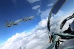 Trung Quốc tung clip chiến cơ nhái T-50 Nga