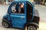 'Ô tô điện' Trung Quốc không đăng ký có được lưu thông?