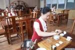 Thâm nhập trường đào tạo tiếp viên hàng không nổi tiếng ở Trung Quốc