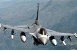 Indonesia điều máy bay F-16 canh tàu Trung Quốc
