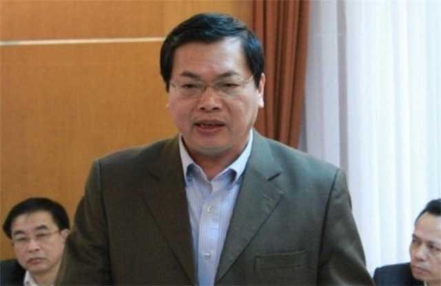 Ong Vu Huy Hoang: Tu 'bo truong hanh dong' den an ky luat cach chuc hinh anh 1