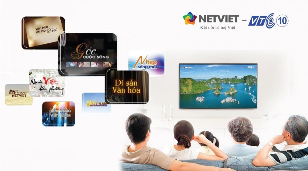 Netviet – VTC10 chinh thuc len song tren he thong cua nha cung cap FREE TV tai Phap hinh anh 2